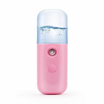 Tragbarer kleiner Luftbefeuchter, Usb-Wiederauffüllbar, Handheld-Wasserzähler,