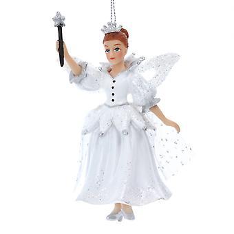 Gisela Graham Resin Fairy Godmother Decoration