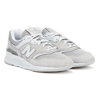 New Balance 997H Damen Grau / Weiß Trainer