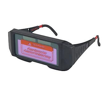 Solar Auto mørkere øjne maske svejsning hjelm