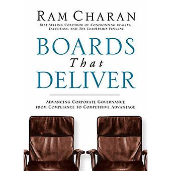 Boards That Deliver by Ram Charan