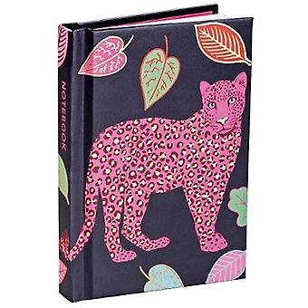 Luxe Leopards Mini Notebook