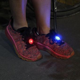 Luminous Clip Shoe Light Night Shining Flash Light