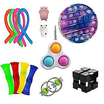 Style6 anti anxiety fidget packsensory toys set for kids teens adults autism x799