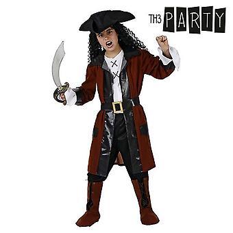Kostym för barn Th3 Party 5846 Privateer