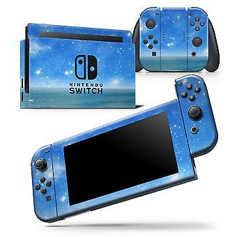 Fantasy Fantasea - Skin Wrap Decal For Nintendo Switch Lite Console &