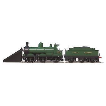 Oxford Rail OR76DG005 GWR Dean Tavarat 2534 lumiauralla