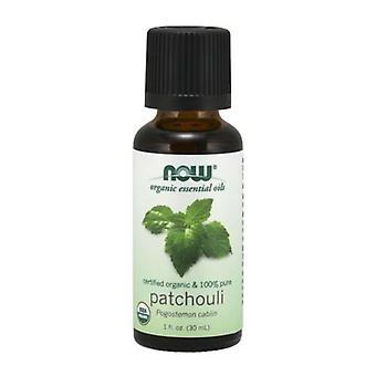 Now Foods Organic Patchouli Oil, 1 Oz