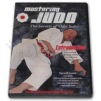 Masterización judo #1 introducción Dvd Toshikazu Okada -Vd6862A