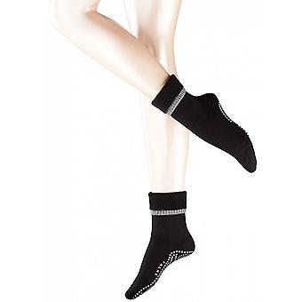 Falke Cuddle Pads Socks - Black