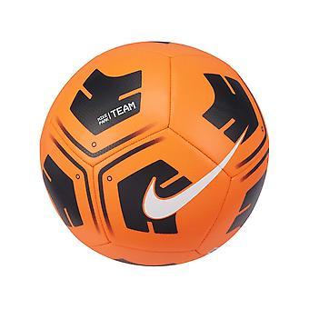 Nike Park Piłka nożna Pomarańczowy Rozmiar 4
