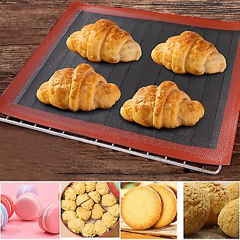 24X34cm perforated silicone baking mat non-stick baking oven sheet liner for cookie /bread/ macaroon/biscuits bakeware