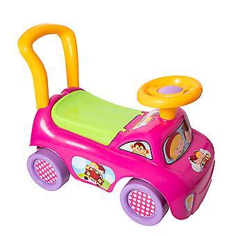 דידי נסיעה ברכב לילדים, צעצועי רכיבה לילדים, 1 שנה + צעצועי ילדים, בטוח