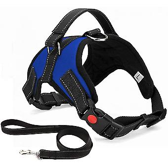 Breathable Adjustable Pet Chest Harness