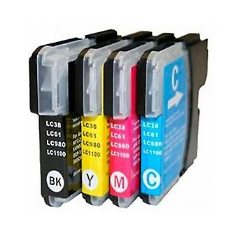 Toner inkjet cartridges compatible ink cartridge lc980 xl