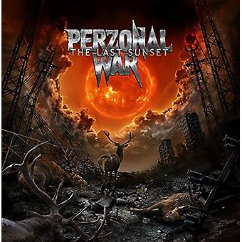 Perzonal War - The Last Sunset [Vinyl] USA import