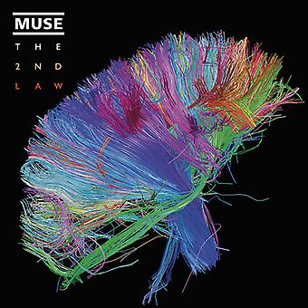 Muse - 2nd Law [CD] USA import