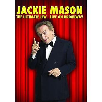 Jackie Mason: Ultimate Jew [DVD] USA import