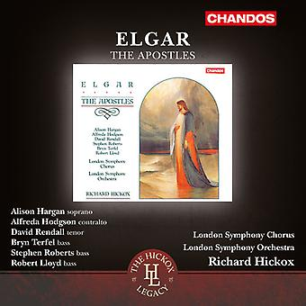 Elgar/Hargan/Hodgson/Rendall/Terfel/Lloy - Apostles [CD] USA import