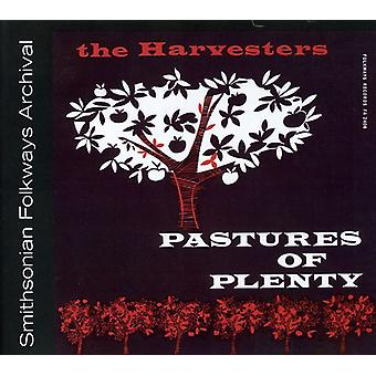 Harvesters - Pastures of Plenty & Other Songs [CD] USA import