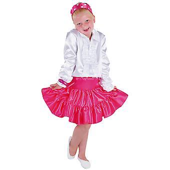 Kinder Kostüme Mädchen Rock Kinder deluxe