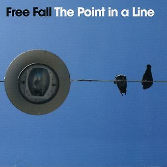 Free Fall - Point in a Line [CD] USA import