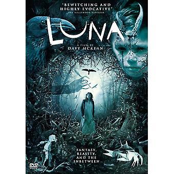 Luna [DVD] USA importeren