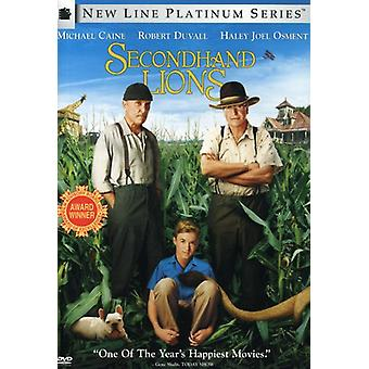 Secondhand Lions [DVD] USA import