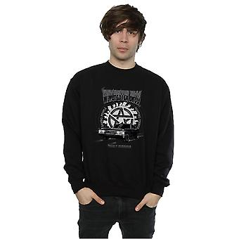 Supernatural Men's Winchester Bros Sweatshirt