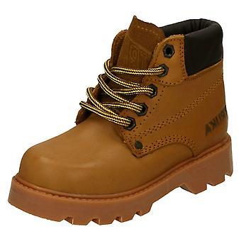 Boys Truka Lace-Up Boots Mal44