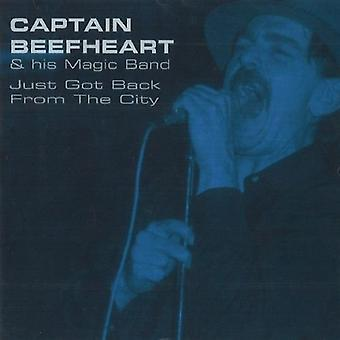 Captain Beefheart & His Magic Band - Just Got Back From the City [CD] USA import