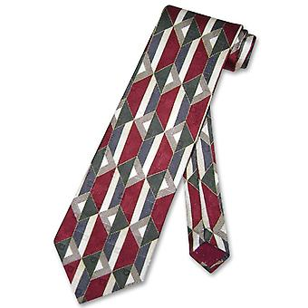 Enrico Rossini SILK NeckTie Made in ITALY Pattern Design Men's Neck Tie #3329-4