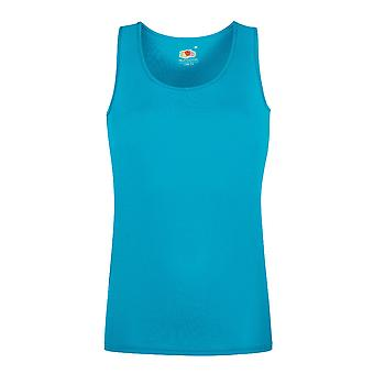 Fruit Of The Loom Ladies Lady-Fit Performance Vest T Shirt