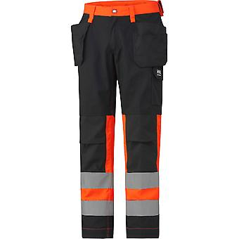 Helly Hansen Herren Alta Polycotton Bau Workwear Hosen