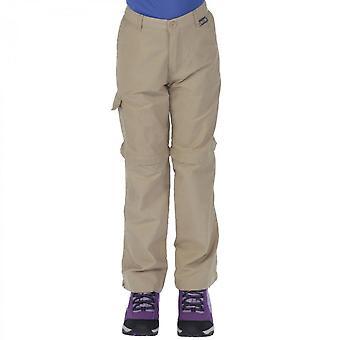 Regatta drenge & piger Sorcer Lightweight Zip Off bukser