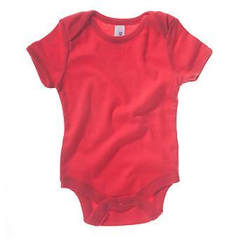 贝拉帆布儿童婴儿肋短袖一件