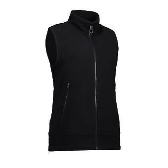 ID Womens/Ladies Active Fleece Bodywarmer