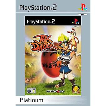 Jak and Daxter Platinum (PS2) - New Factory Sealed