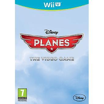 Planes (Nintendo Wii U) - New