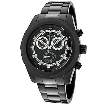 Invicta speciale 1563 rustfrit stål Chronograph Watch