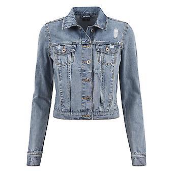 Цикл классики дамы джинсовая куртка
