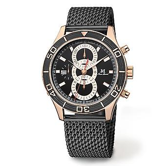 Jean Marcel watch myth automatic chronograph 564.280.32
