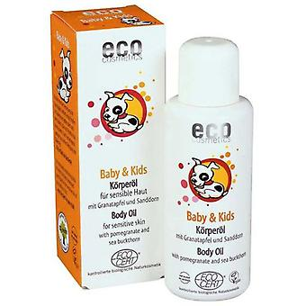 EcoCosmetics Body oil Baby 100 ml (Childhood , Children's Hygiene , Creams And Lotions )