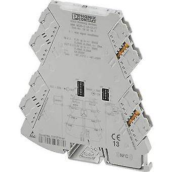 Configurable 3-way- isolation amplifier Phoenix Contact MINI MCR-2-UI-UI 2902037 1 pc(s)