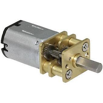 Sol Expert G1000-12V Micro transmission G 1000 stål tandhjul 1:1000 2-20 rpm
