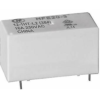 Hongfa HFE20-1/012-1HD-L2 Leiterplattenrelais 12 Vdc 20 A 1 Hersteller 1 Stk.