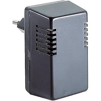 Strapubox TYP I Connector housing 37 x 43 x 73.5 Acrylonitrile butadiene styrene Black 1 pc(s)