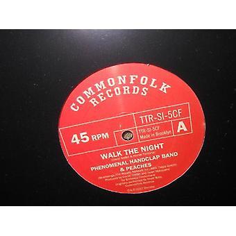 Phenomenal Handclap Band & Peaches - Walk the Night [Vinyl] USA import