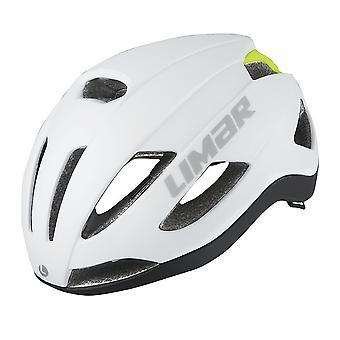Лимар воздуха мастер мотоцикл шлем / / белый/желтый светоотражающий матовый