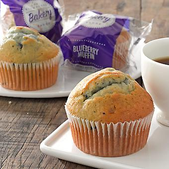 Kara Frozen Individually Wrapped Blueberry Muffins
